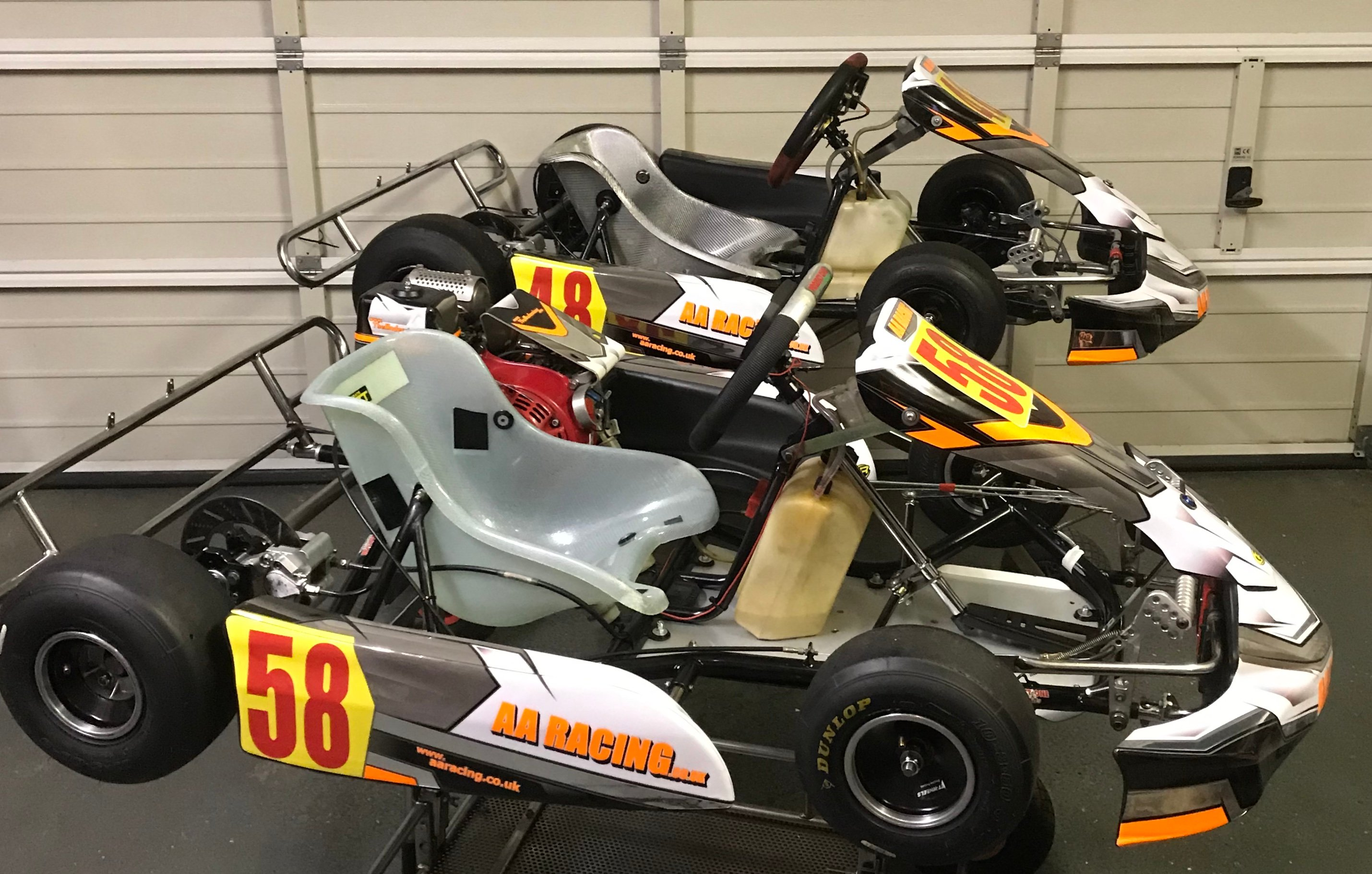 AA Racing Hire Karts