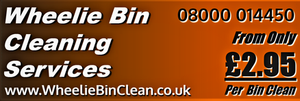 Wheelie Bin Cleaning in Kings Lynn